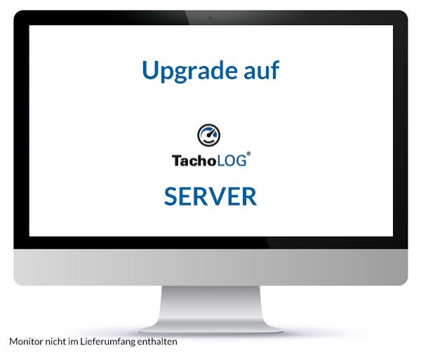 TachoLOG® Upgrade PREMIUM auf SERVER