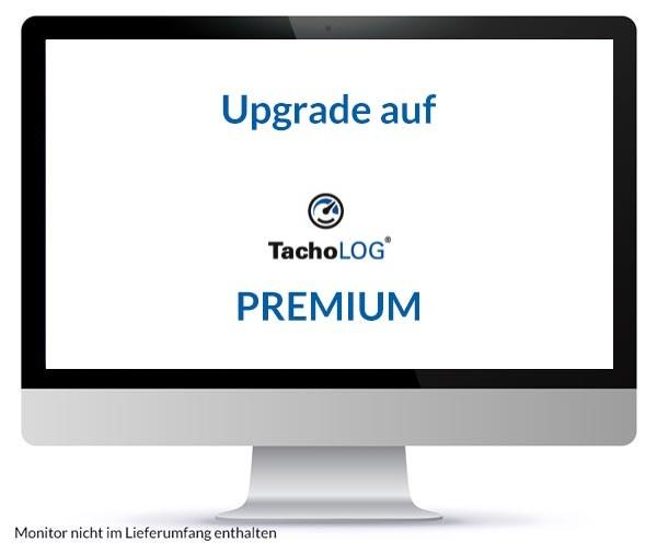 TachoLOG® Upgrade CLASSIC auf PREMIUM