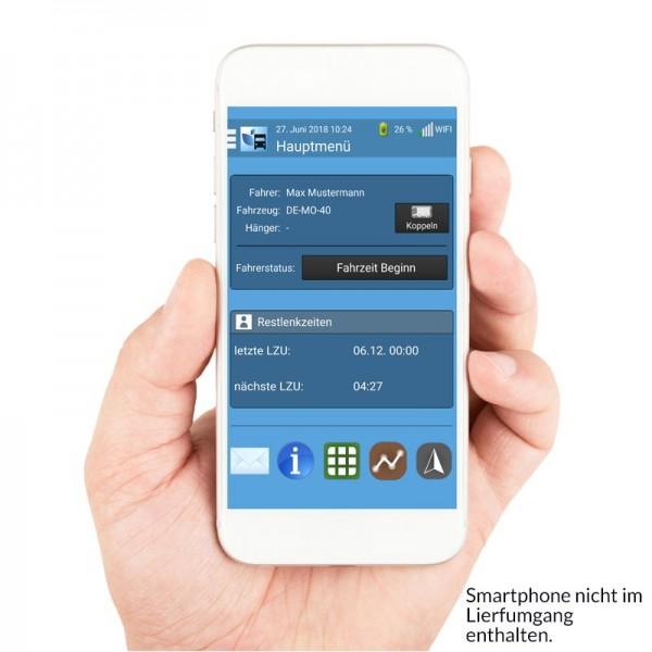TEOS®–App Fahrer Aktionspaket